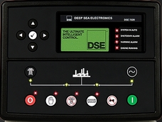 Deepsea 7320 KONTROL PANOLARI resmi